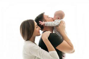 הורים עם תינוק